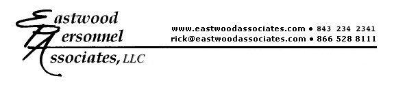 EASTWOOD PERSONNEL ASSOCIATES